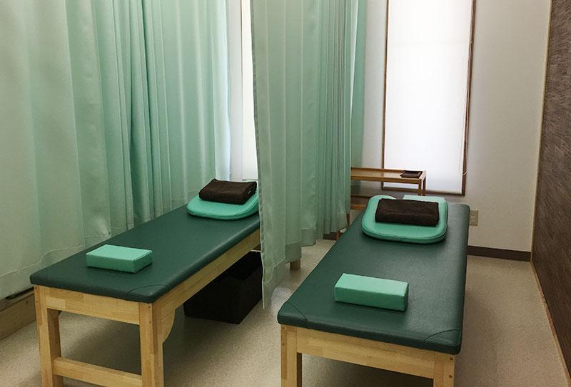 施術室スペース2